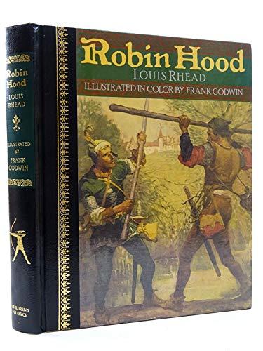 Robin Hood by F. Godwin