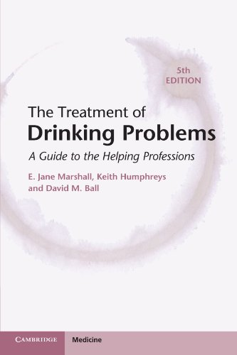 The Treatment of Drinking Problems: A Guide to the Helping Professions by E. Jane Marshall