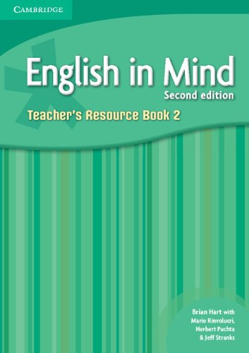 English in Mind Level 2 Teacher's Resource Book: Level 2 by Brian Hart