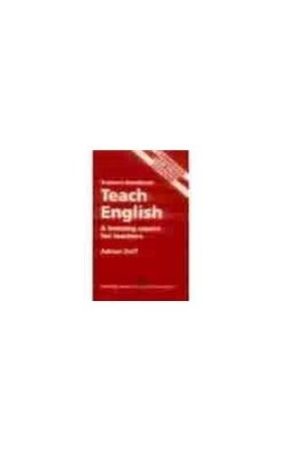 Teach Eng Trainer'S: Teach Eng Trainer's Hdbk by Doff