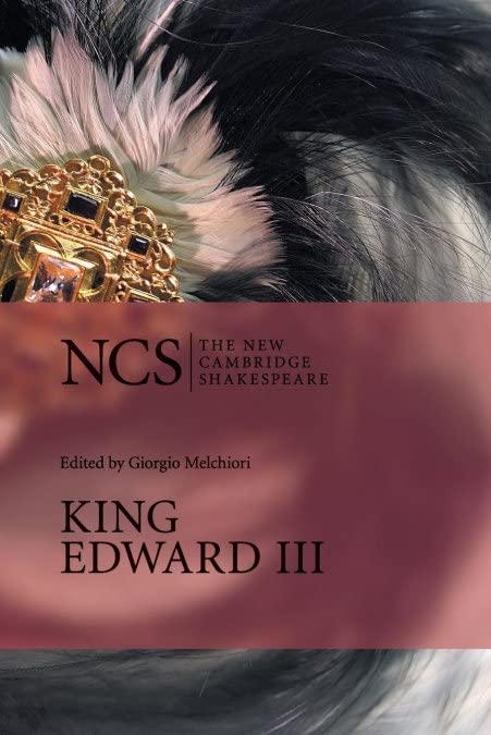 King Edward III by William Shakespeare