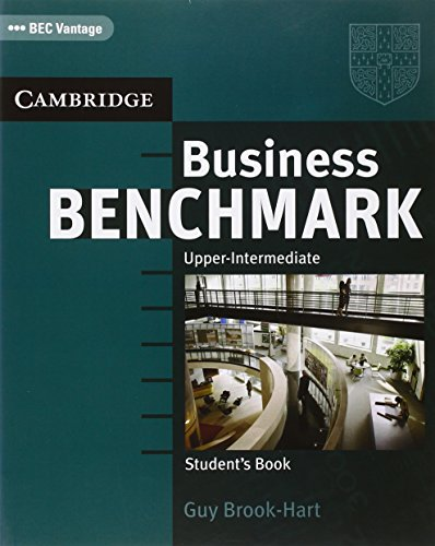 Business Benchmark Upper Intermediate Student's Book BEC Edition by Guy Brook-Hart