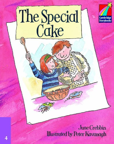 The Special Cake ELT Edition by June Crebbin
