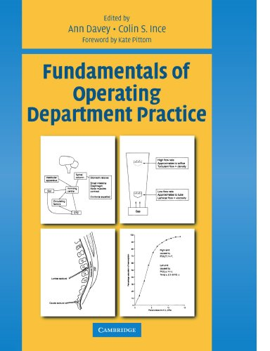 Fundamentals of Operating Department Practice by Ann Davey