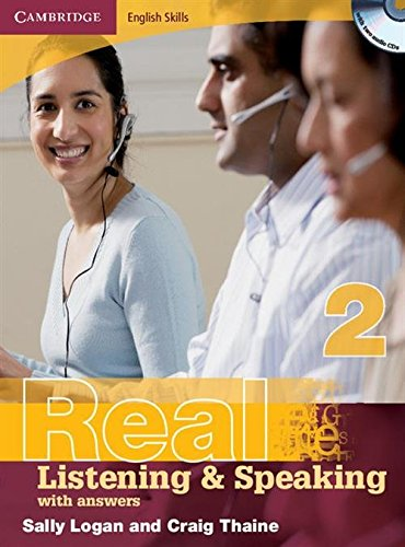 Cambridge English Skills Real Listening and Speaking 2 with Answers and Audio CD: Level 2 by Sally Logan