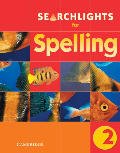 Searchlights for Spelling Year 2 Pupil's Book by Chris Buckton