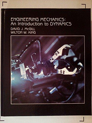 Engineering Mechanics by David J. McGill