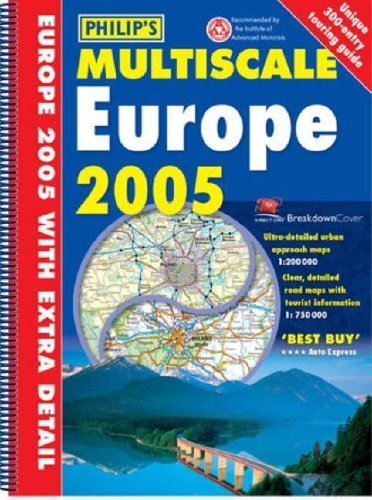 Philip's Multiscale Europe: 2005 by
