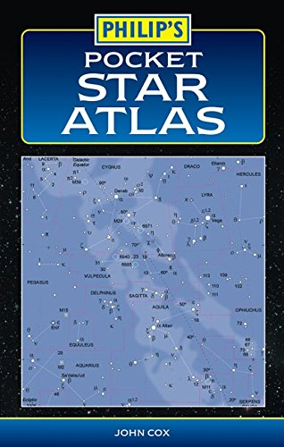 The Philip's Pocket Star Atlas by John Cox