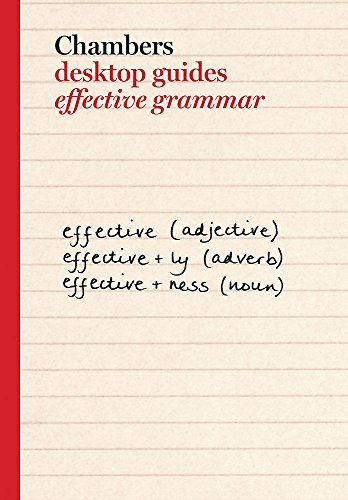 Effective Grammar by Chambers