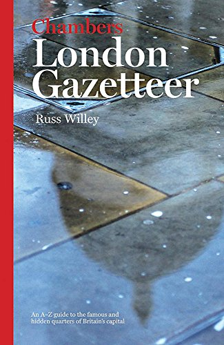 London Gazetteer by Russ Willey