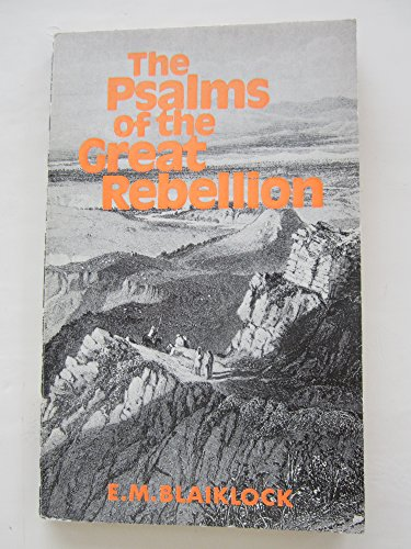 Psalms of the Great Rebellion by E.M. Blaiklock