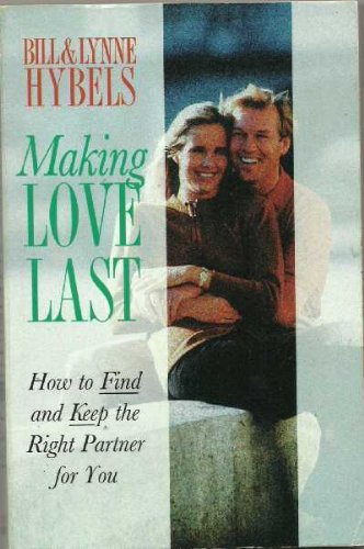 an analysis of fit to be tied making marriage last a lifetime by bill lynne hybels