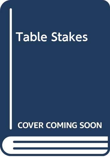 Table Stakes by Ernest Tidyman