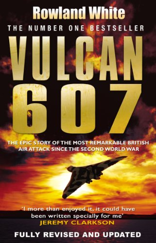 Vulcan 607 by Rowland White