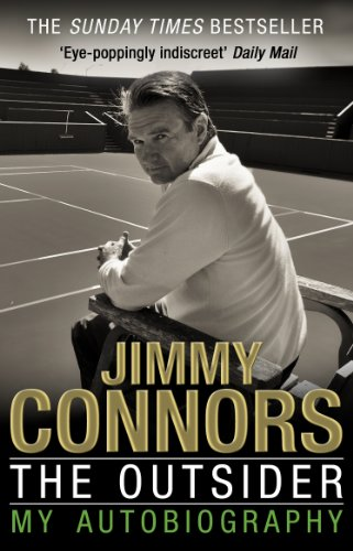The Outsider: My Autobiography by Jimmy Connors