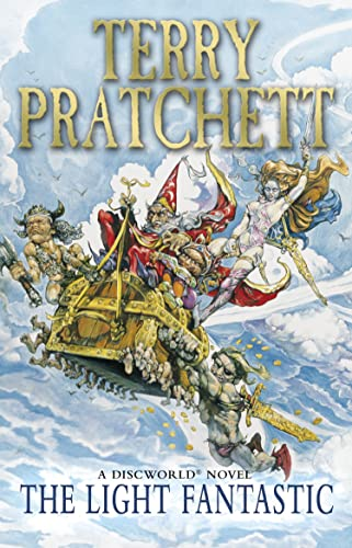 The Light Fantastic: Discworld Novel 2 by Terry Pratchett