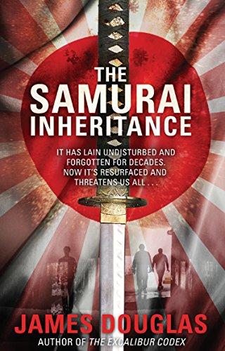 The Samurai Inheritance by James Douglas