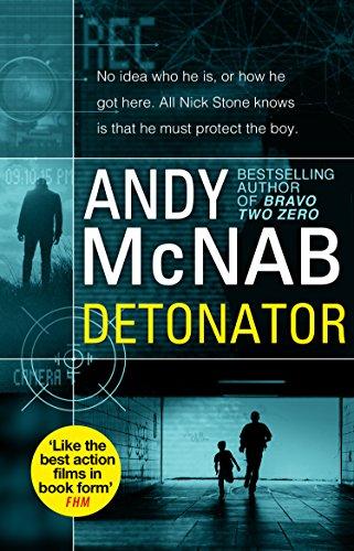 Detonator by Andy McNab