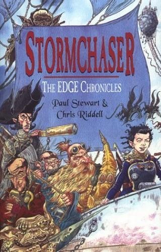 Stormchaser by Paul Stewart