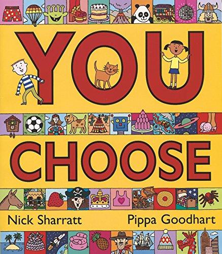 You Choose! by Pippa Goodhart