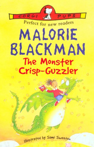 The Monster Crisp-guzzler by Malorie Blackman