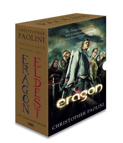 """""""Eragon"""" and """"Eldest"""" (The Inheritance Cycle)"""