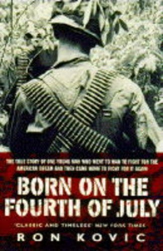 kovics born on the fourth of Born on the fourth of july movie reviews & metacritic score: based on a true story, the film follows the young ron kovic from a zealous teen who eagerly volu.