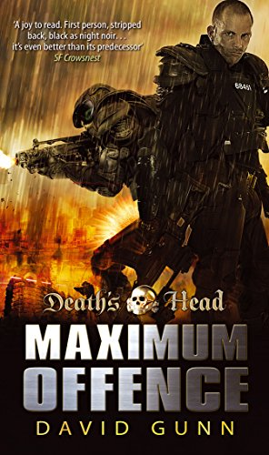 Death's Head: Maximum Offence by David Gunn