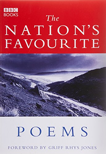 The Nation's Favourite Poems by Griff Rhys-Jones