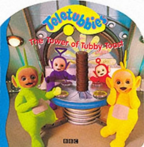 """""""Teletubbies"""": Tower of Tubby Toast by"""
