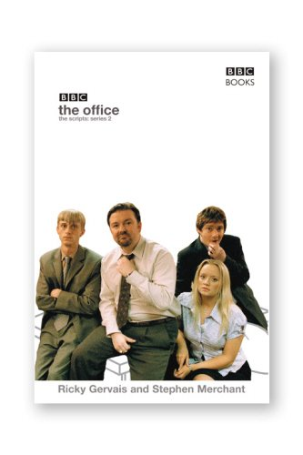 """The """"Office"""": The Scripts: Series 2 by Ricky Gervais"""