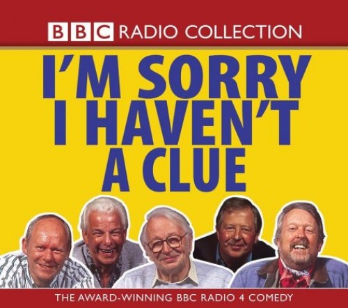 I'm Sorry I Haven't a Clue: Collection 1: v.1-3: Twelve Original BBC Radio 4 Episodes by