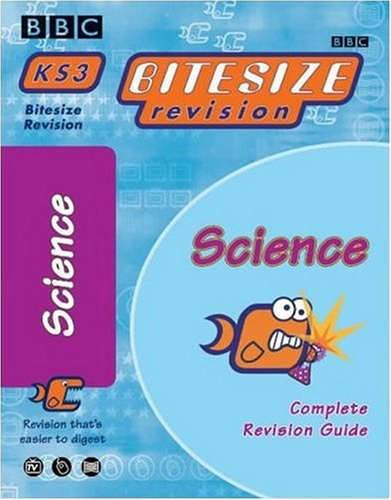 KS3 Complete Revision Guide Science: (E14) by Steven Goldsmith