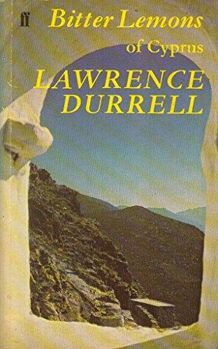 Bitter Lemons by Lawrence Durrell