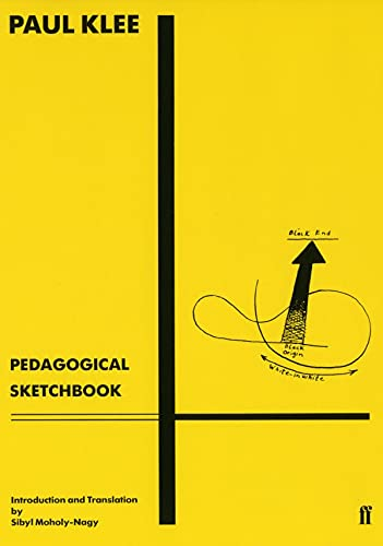 Pedagogical Sketchbook: Introduction by Sibyl Moholy-Nagy by Paul Klee