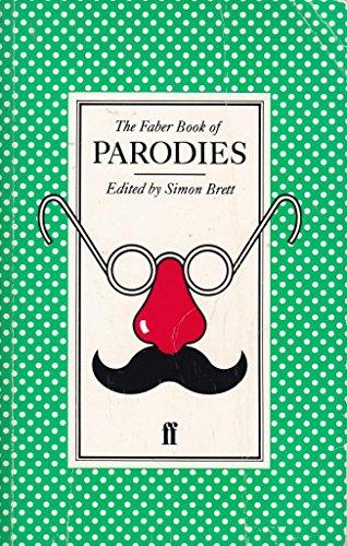 Faber Book of Parodies by Simon Brett
