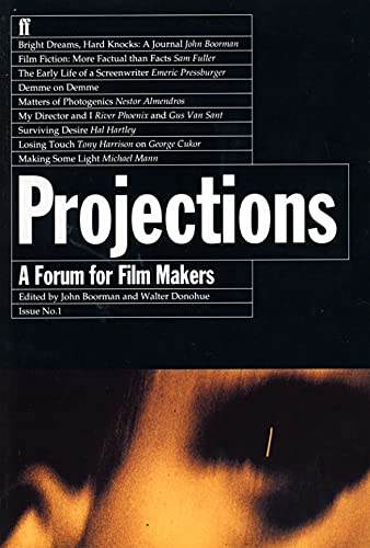 Projections 1: A Forum for Cinema by John Boorman