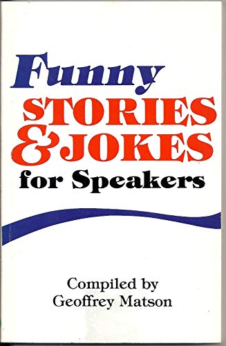 Funny Stories for Speakers