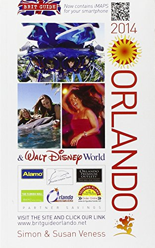 Brit Guide Orlando: 2014 by Simon Veness