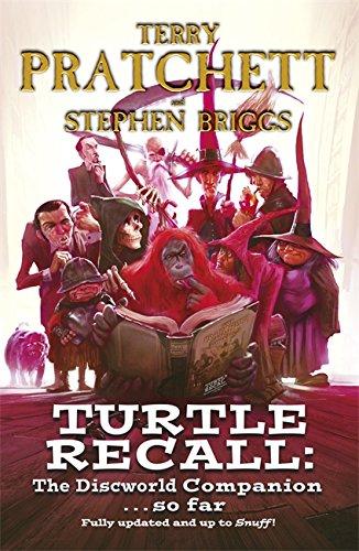 Turtle Recall: The Discworld Companion ... So Far by Stephen Briggs