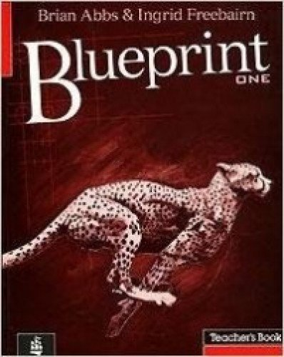 Blueprint One: Tchrs' by Brian Abbs