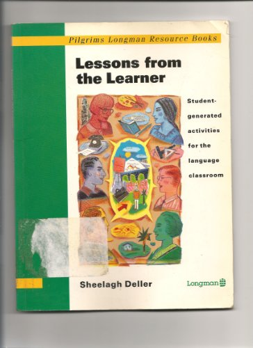 Lessons from the Learner by Sheelagh Deller