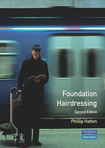 Foundation Hairdressing: NVQ Level 2 by Lesley Hatton