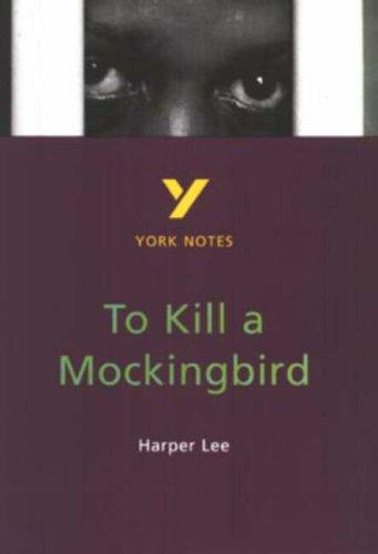 To Kill a Mockingbird: York Notes