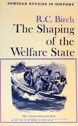 Shaping of the Welfare State by Reginald Charles Birch