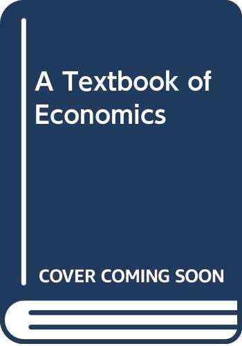 A Textbook of Economics by Frank Livesey