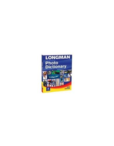 Longman Photo Dictionary of British English by