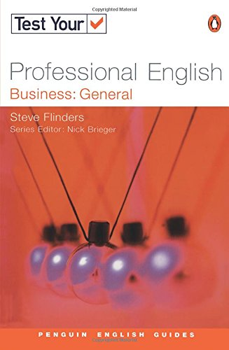 Test Your Professional English: Elementary by Steve Flinders