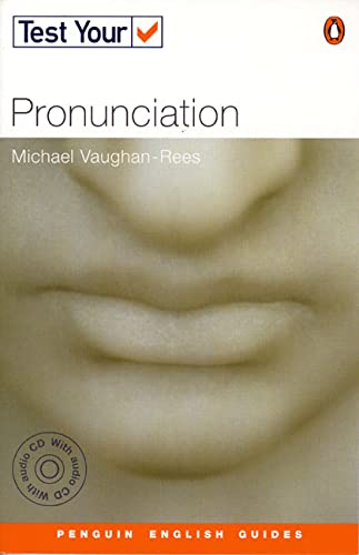 Test Your Pronunciation Book and CD by Michael Vaughan-Rees